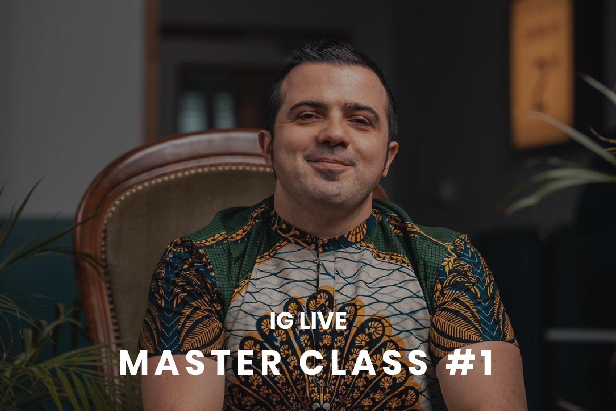 Master Class #1 Online