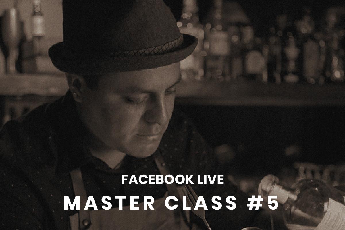 Master Class #5 Online