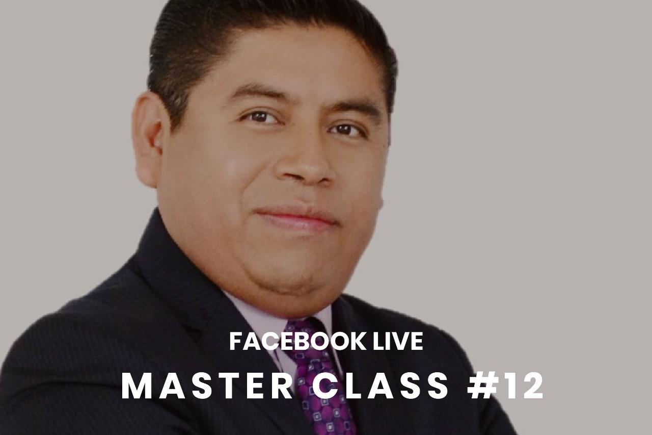 Master class #12 Online