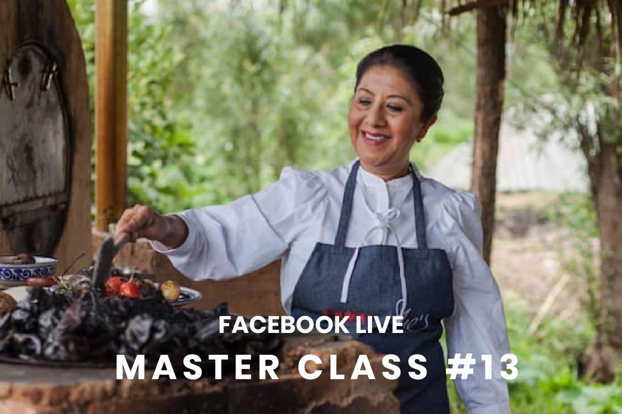 Master Class #13 Online